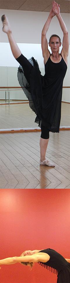 Adinda Groeneveld, gediplomeerd dansdocente